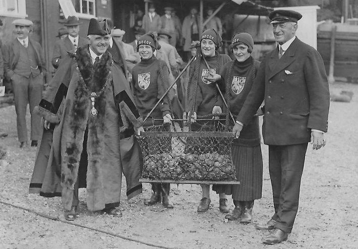 Port Navas Oyster Festival 1925